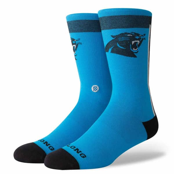 on sale 33b23 a2092 Carolina Panthers Color Rush NFL Socks