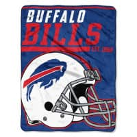 Buffalo Bills Super Plush NFL Decke