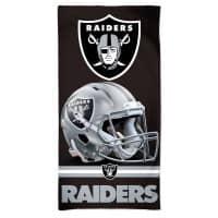 Las Vegas Raiders WinCraft Spectra NFL Strandtuch