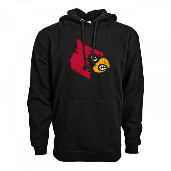 Louisville Cardinals Lineage NCAA Hoodie Sweatshirt