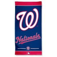 Washington Nationals Baseball MLB Strandtuch