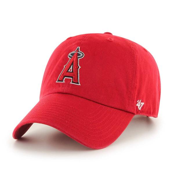Los Angeles Angels Clean Up Adjustable MLB Cap Home