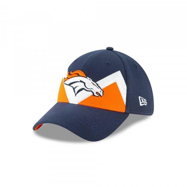 Denver Broncos 2019 NFL Draft On-Stage 39THIRTY Stretch Fit Cap