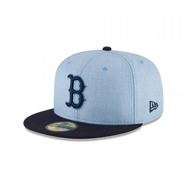 best service 9cd5e 0eb4a New Era Boston Red Sox 2018 Father s Day 59FIFTY Fitted MLB Cap   TAASS.com  Fan Shop
