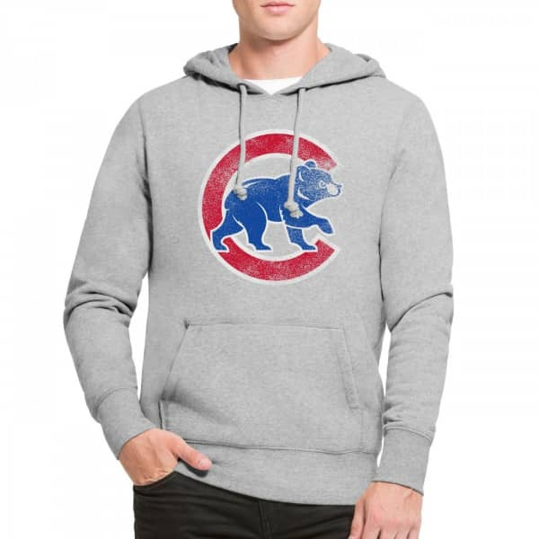 Chicago Cubs Knockaround Hoodie MLB Sweatshirt