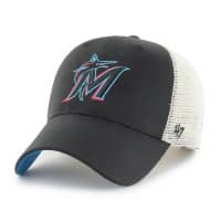 Miami Marlins '47 MVP Branson MLB Trucker Cap