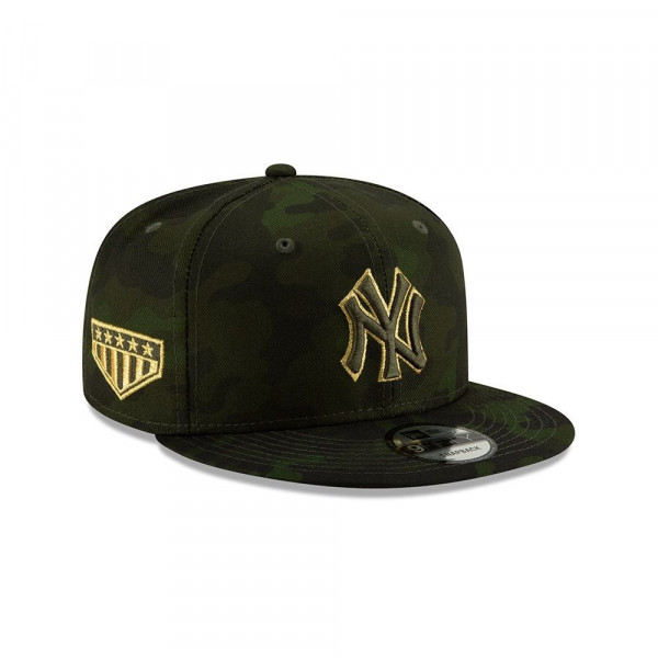 low priced 91494 83aed New Era New York Yankees 2019 Armed Forces Day 9FIFTY Snapback MLB Cap    TAASS.com Fan Shop