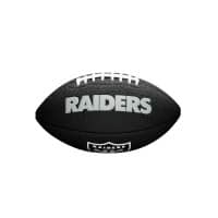 Las Vegas Raiders NFL Mini Football Schwarz