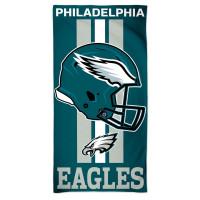 Philadelphia Eagles Helmet NFL Strandtuch