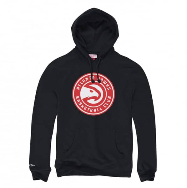 Atlanta Hawks Team Logo NBA Sweatshirt Hoodie
