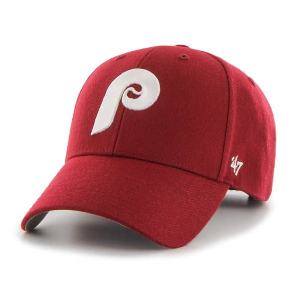 best sneakers b092d 7bea1 Philadelphia Phillies Cooperstown MVP Adjustable MLB Cap