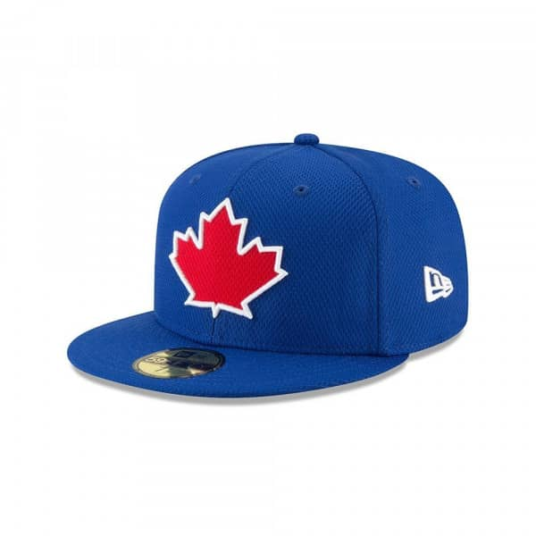 Toronto Blue Jays Authentic 59FIFTY Fitted MLB Cap Alternate