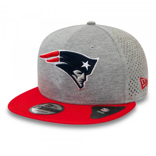 bb13eb33 New Era New England Patriots Shadow Tech Side Vent 9FIFTY NFL Snapback Cap  | TAASS.com Fan Shop