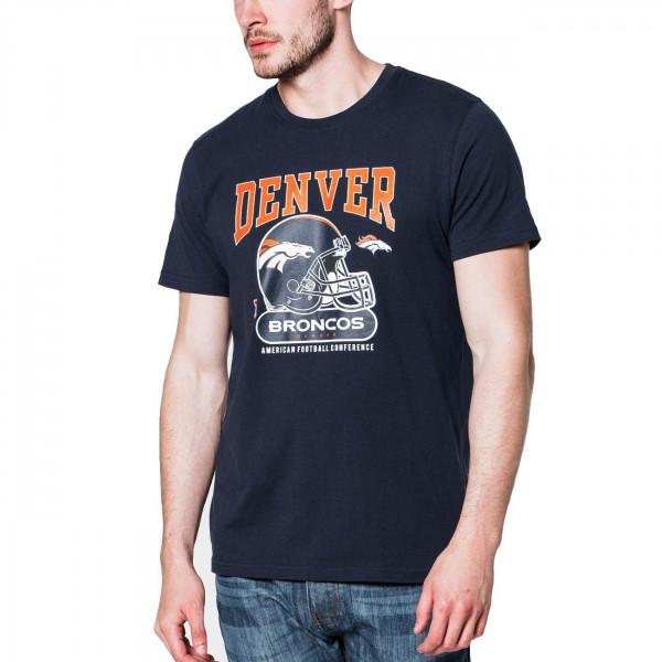 Denver Broncos Helmet Classic NFL T-Shirt