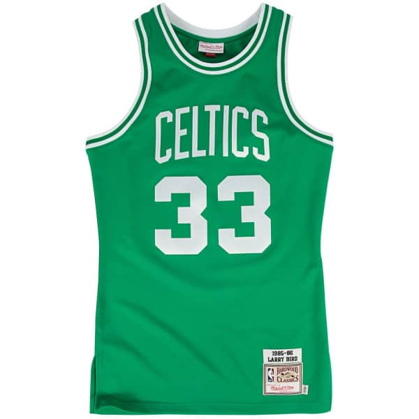 1ef84064c Mitchell   Ness Larry Bird Boston Celtics 1985-86 Authentic NBA Jersey