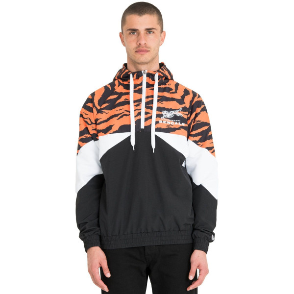 Cincinnati Bengals Tiger Stripes NFL Windbreaker Jacke