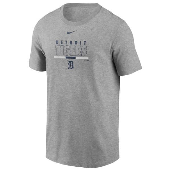 Detroit Tigers Nike Color Bar MLB T-Shirt