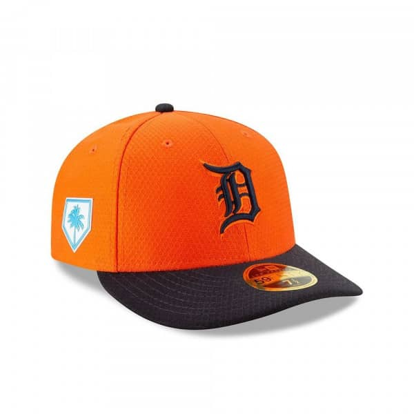 Detroit Tigers 2019 Spring Training Low Profile 59FIFTY MLB Cap