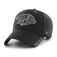 Nashville Predators Graphite Defrost MVP Adjustable NHL Cap
