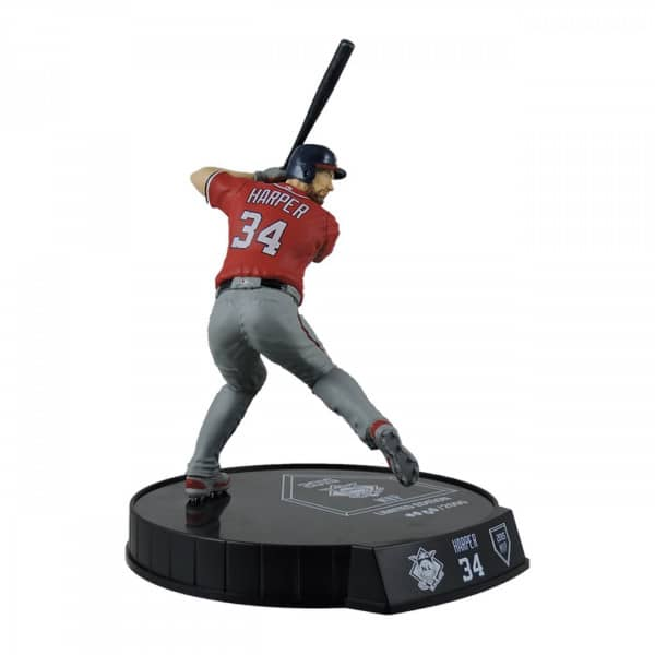 2015 Bryce Harper Washington Nationals MVP MLB Figur (16 cm)