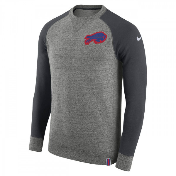 Aw77 Nfl Sweatshirt Crewneck Buffalo Bills QdCshtr