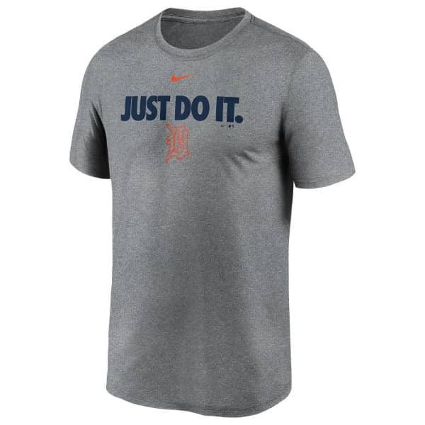 Detroit Tigers Just Do It Nike Legend MLB T-Shirt