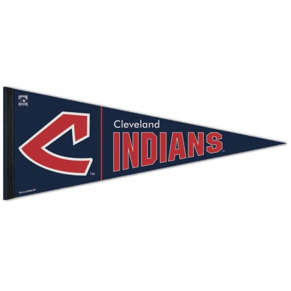 Cleveland Indians Cooperstown Premium MLB Wimpel
