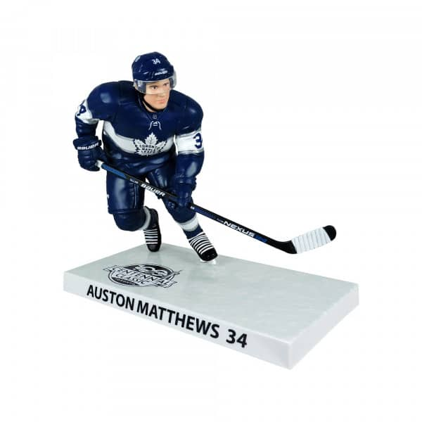 Auston Matthews Toronto Maple Leafs Centennial Classic NHL Figur (16 cm)