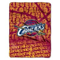 Cleveland Cavaliers Super Plush NBA Decke