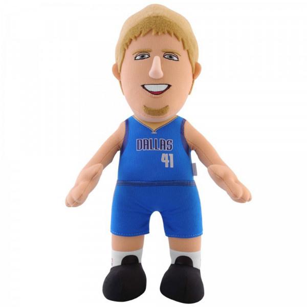 Dirk Nowitzki Dallas Mavericks NBA Plüsch Figur (25 cm)
