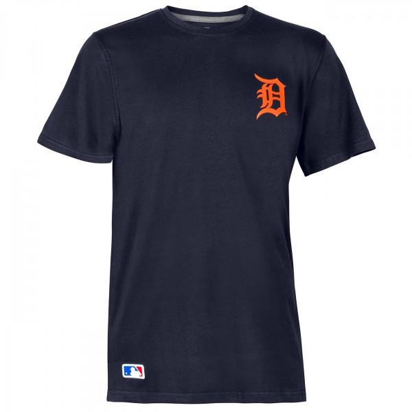 Detroit Tigers Crossed Bats MLB T-Shirt