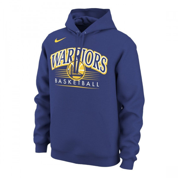 Golden State Warriors Crest Logo NBA Hoodie