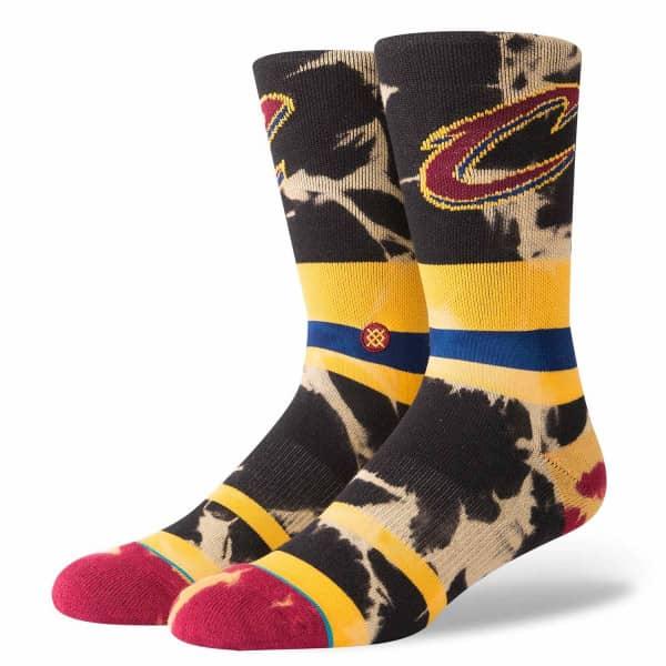 Cleveland Cavaliers Acid Wash NBA Socken