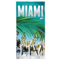 Super Bowl LIV Miami Spectra NFL Strandtuch