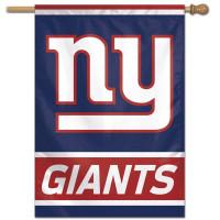 New York Giants Vertical NFL Fahne
