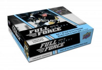 2015/16 Upper Deck Full Force Hockey Hobby Box NHL