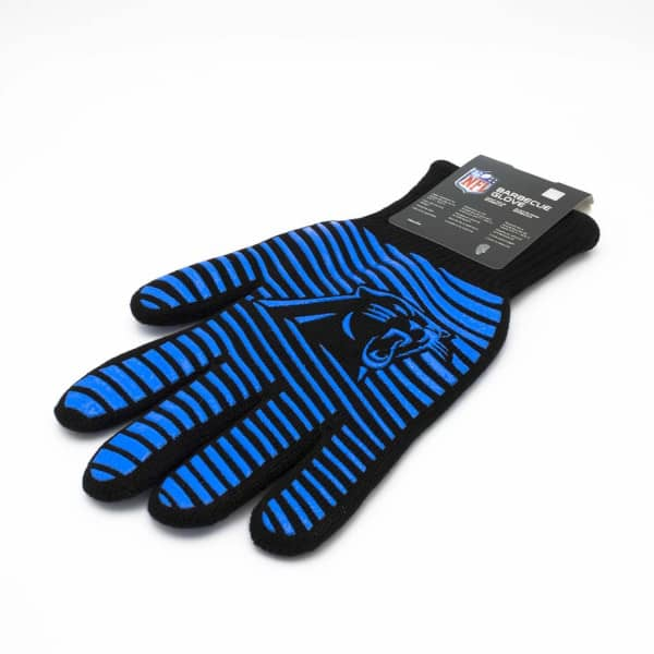 Carolina Panthers NFL Barbecue Grillhandschuh