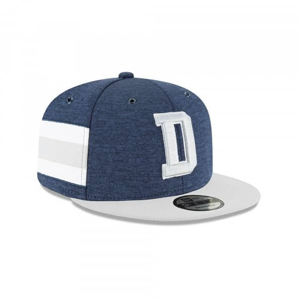 Dallas Cowboys 2018 NFL Sideline 9FIFTY Snapback Cap Home