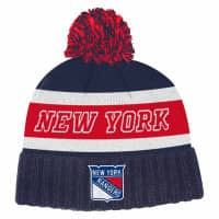 New York Rangers 2019/20 Culture Cuffed NHL Pudelmütze