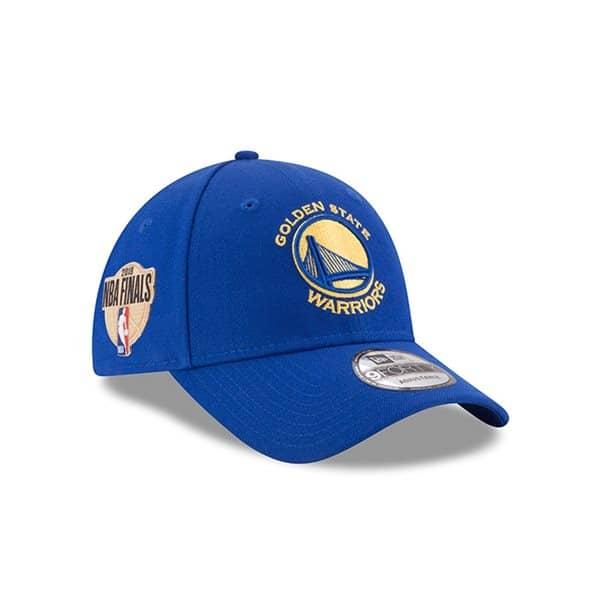 purchase cheap e6c0f c32bb New Era Golden State Warriors 2018 Finals 9FORTY NBA Cap   TAASS.com Fan  Shop