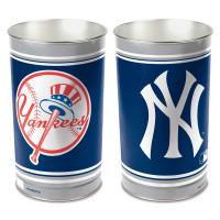 New York Yankees Baseball MLB Papierkorb