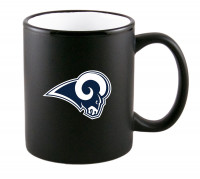 Los Angeles Rams Two Tone NFL Becher (325 ml)