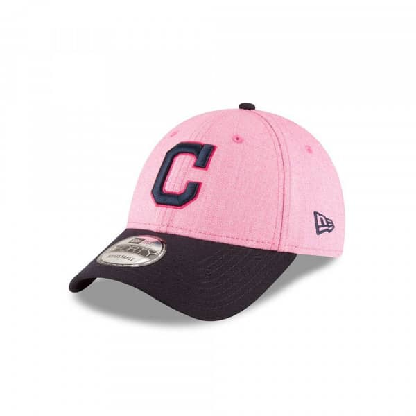 promo code ba337 d9cea New Era Cleveland Indians 2018 Mother s Day 9FORTY MLB Cap   TAASS.com Fan  Shop