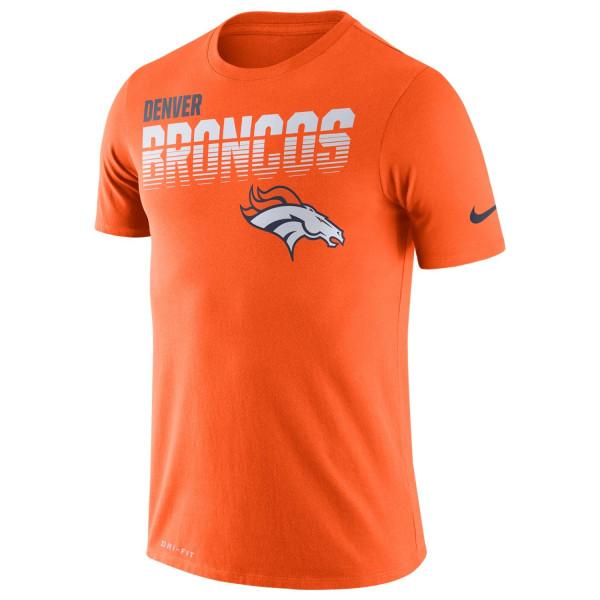 Denver Broncos 2019 NFL Sideline Scrimmage T-Shirt