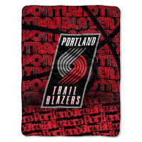 Portland Trail Blazers Super Plush NBA Decke