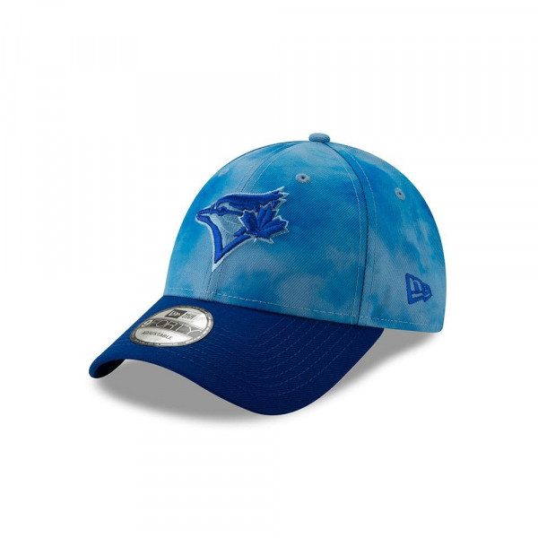 detailed pictures f3f35 719bc New Era Toronto Blue Jays 2019 Father s Day 9FORTY Adjustable MLB Cap    TAASS.com Fan Shop
