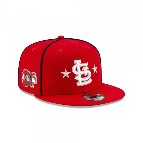 St. Louis Cardinals 2019 MLB All Star Game 9FIFTY Snapback Cap