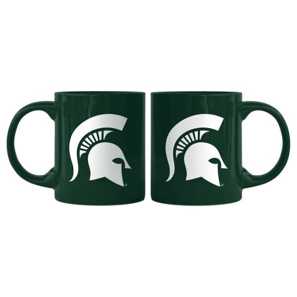Michigan State Spartans Rally NCAA Becher (325 ml)