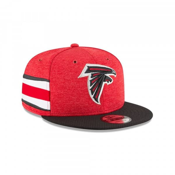 Atlanta Falcons 2018 NFL Sideline 9FIFTY Snapback Cap Home