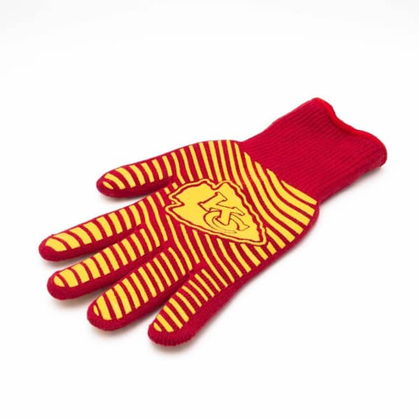 Kansas City Chiefs NFL Barbecue Grillhandschuh